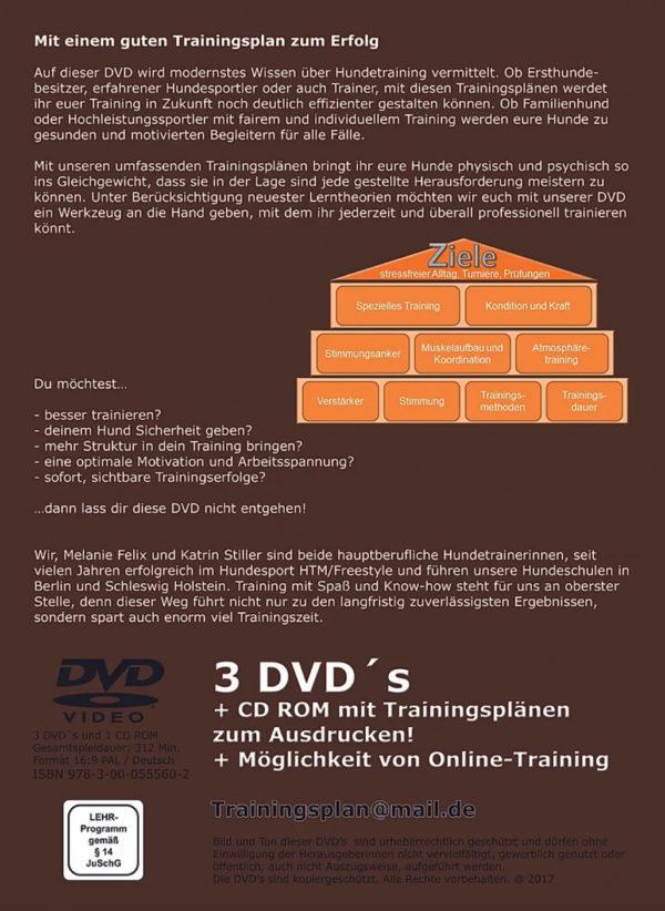 Trainings DVDs