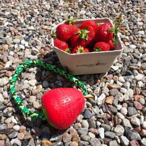 Süße Erdbeere