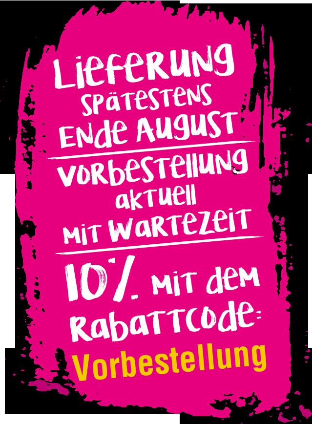 Ende August Rabattcode
